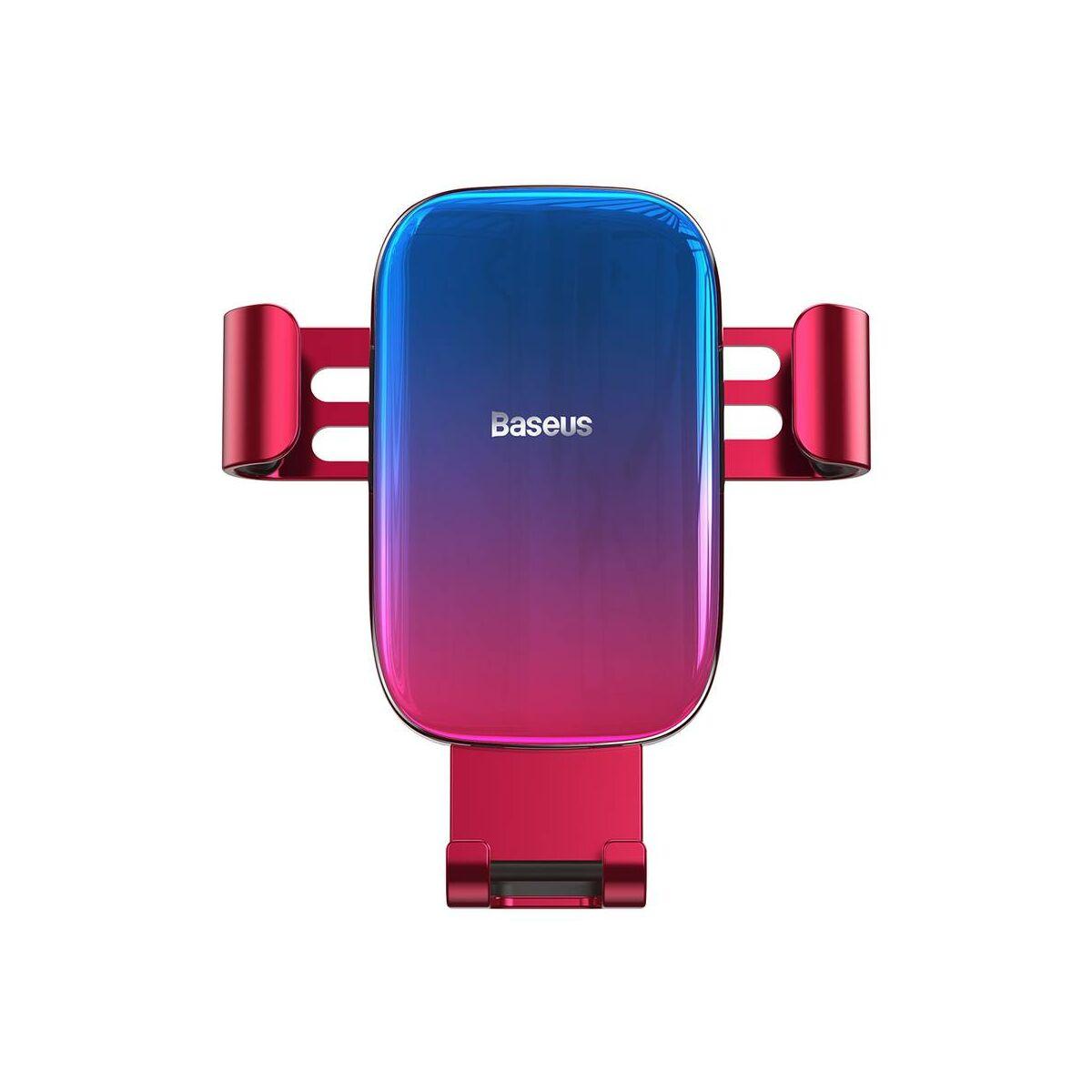 Baseus autós telefon tartó, Glaze Garvity, piros (SUYL-LG09)