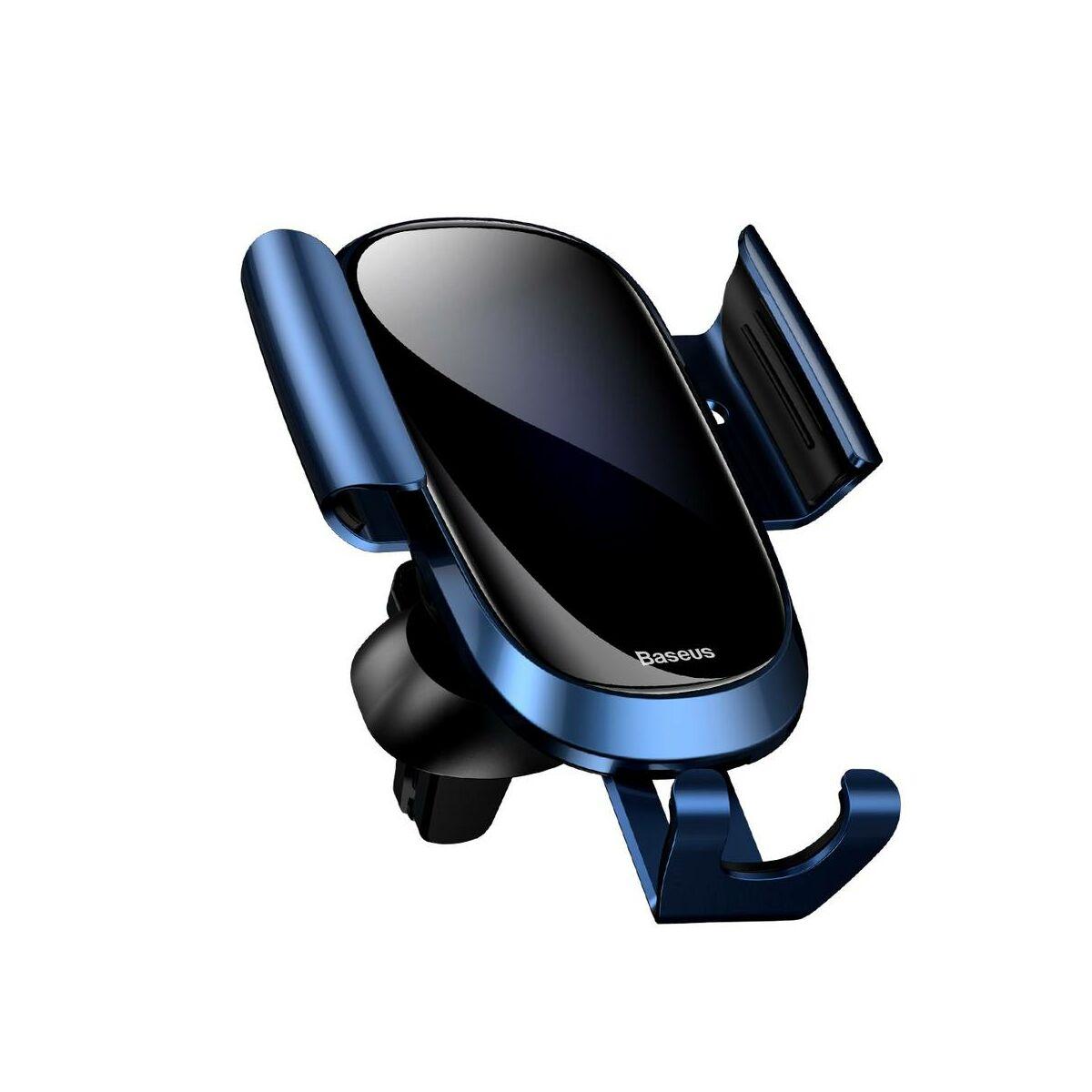 Baseus autós telefontartó, Future, szellőzőrácsra, kék (SUYL-WL03)