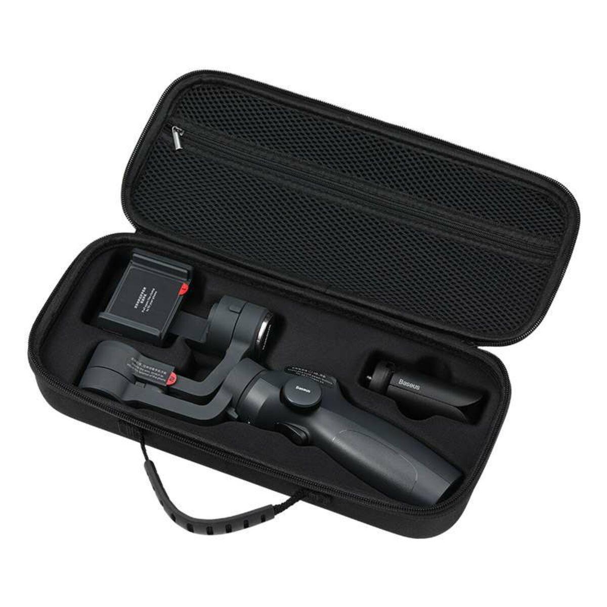 Baseus Video kiegészítő, Gimbal Control Handheld tároló és rendező tartó, fekete (SUYT-F01)