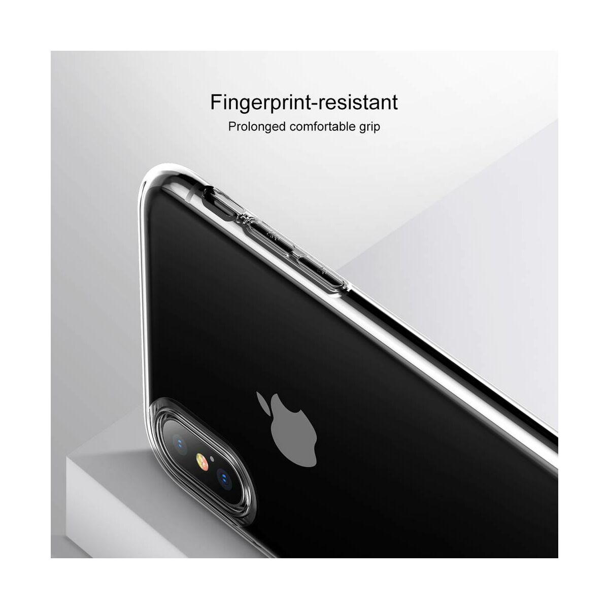 Baseus iPhone XS tok, Half to Half, arany (WIAPIPH58-RY0V)