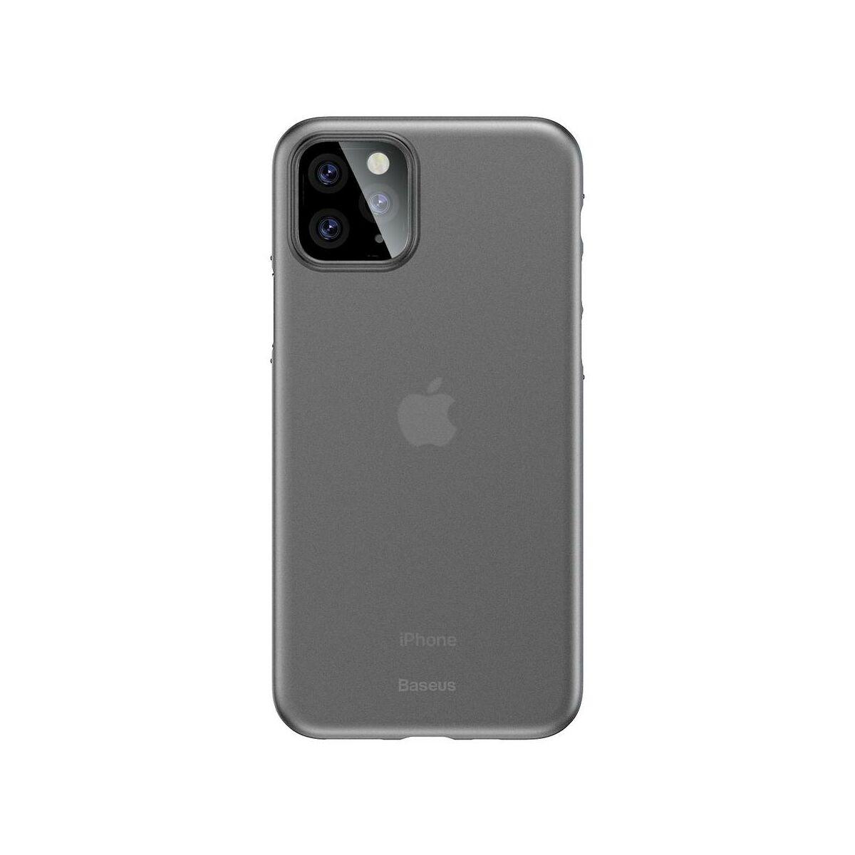 Baseus iPhone 11 Pro tok, Wing, fehér (WIAPIPH58S-02)