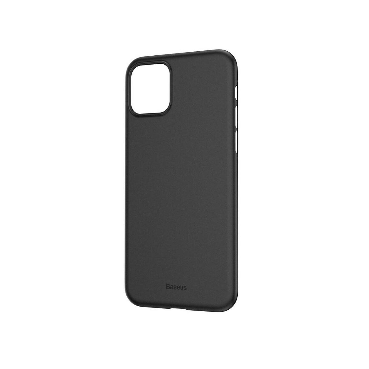 Baseus iPhone 11 Pro tok, Wing Solid, fekete (WIAPIPH58S-A01)