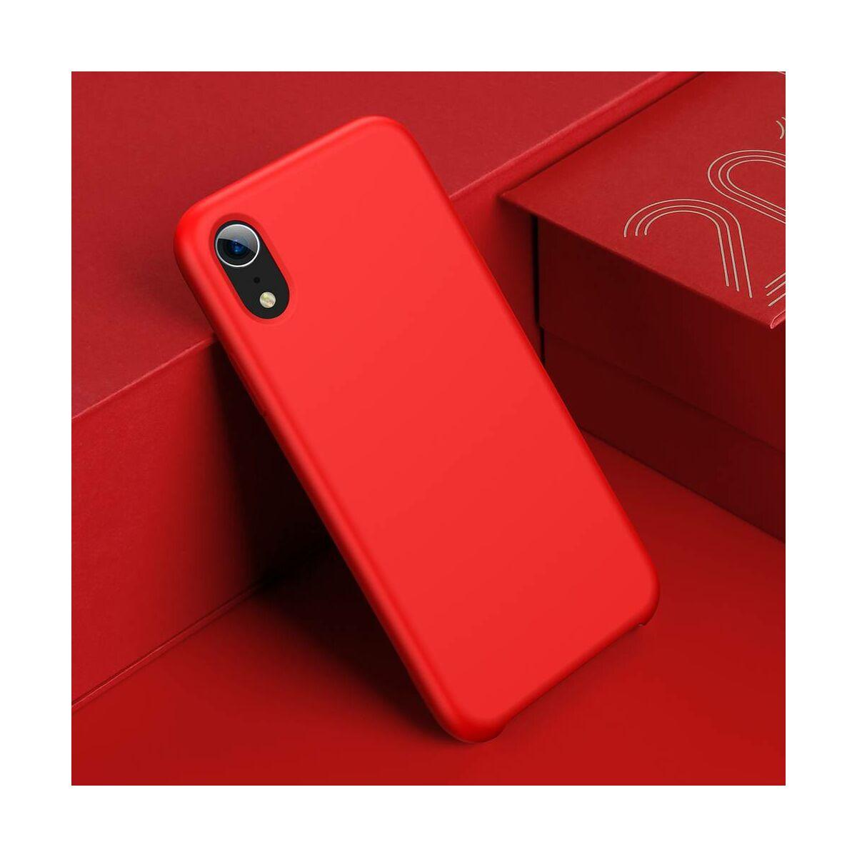 Baseus iPhone XR tok, Original LSR, piros (WIAPIPH61-ASL09)