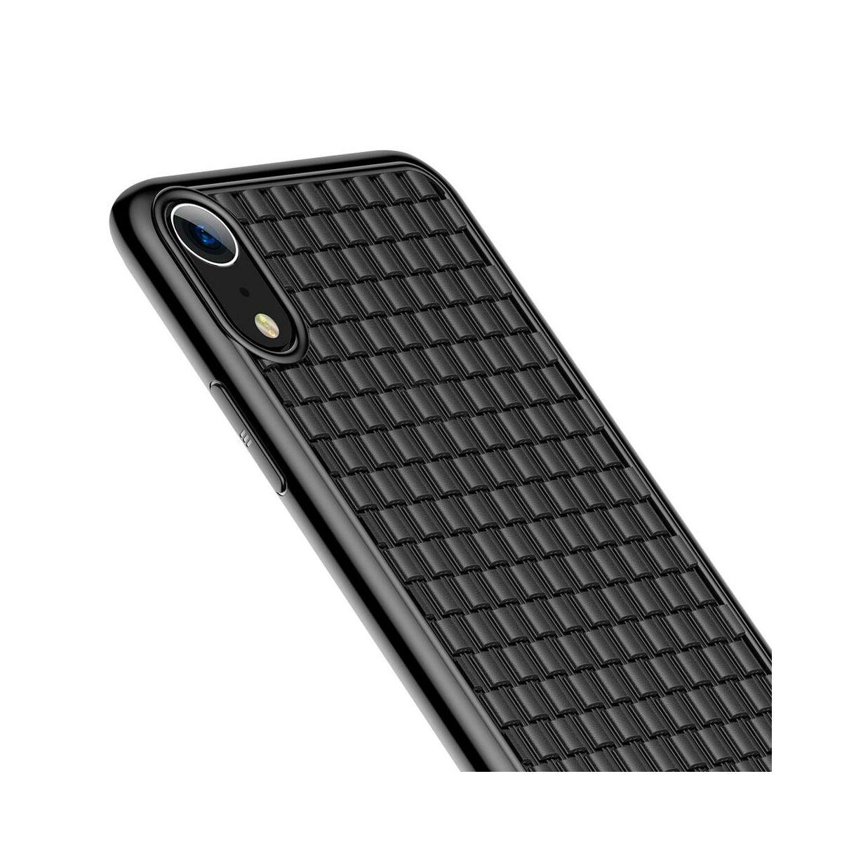 Baseus iPhone XR tok, BV, 2. generációs, fekete (WIAPIPH61-BV01)