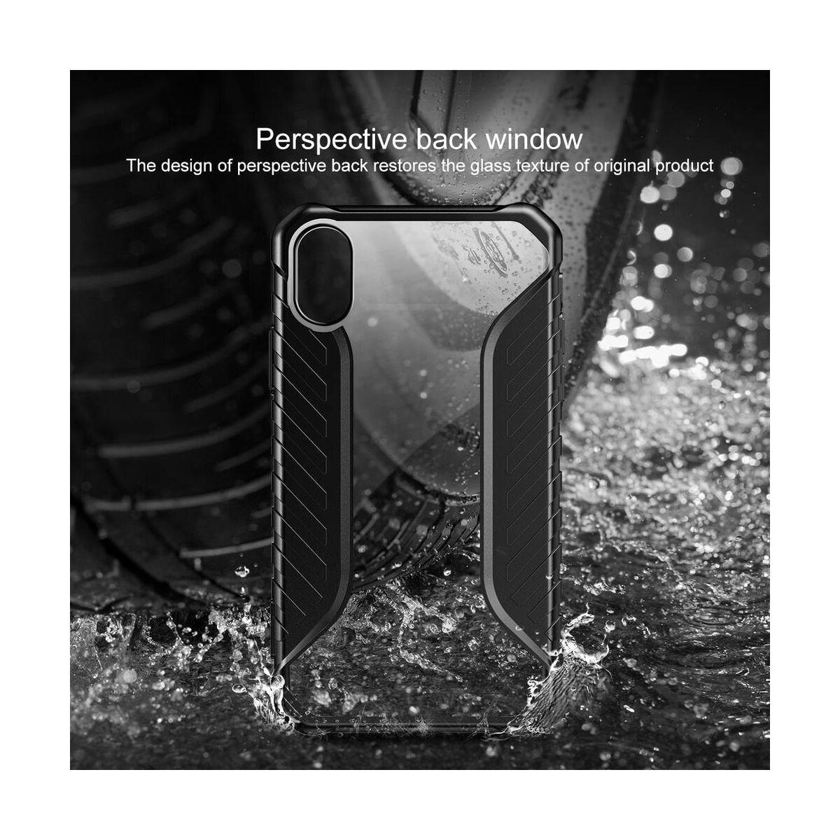 Baseus iPhone XR tok, Michelin, kék (WIAPIPH61-MK03)
