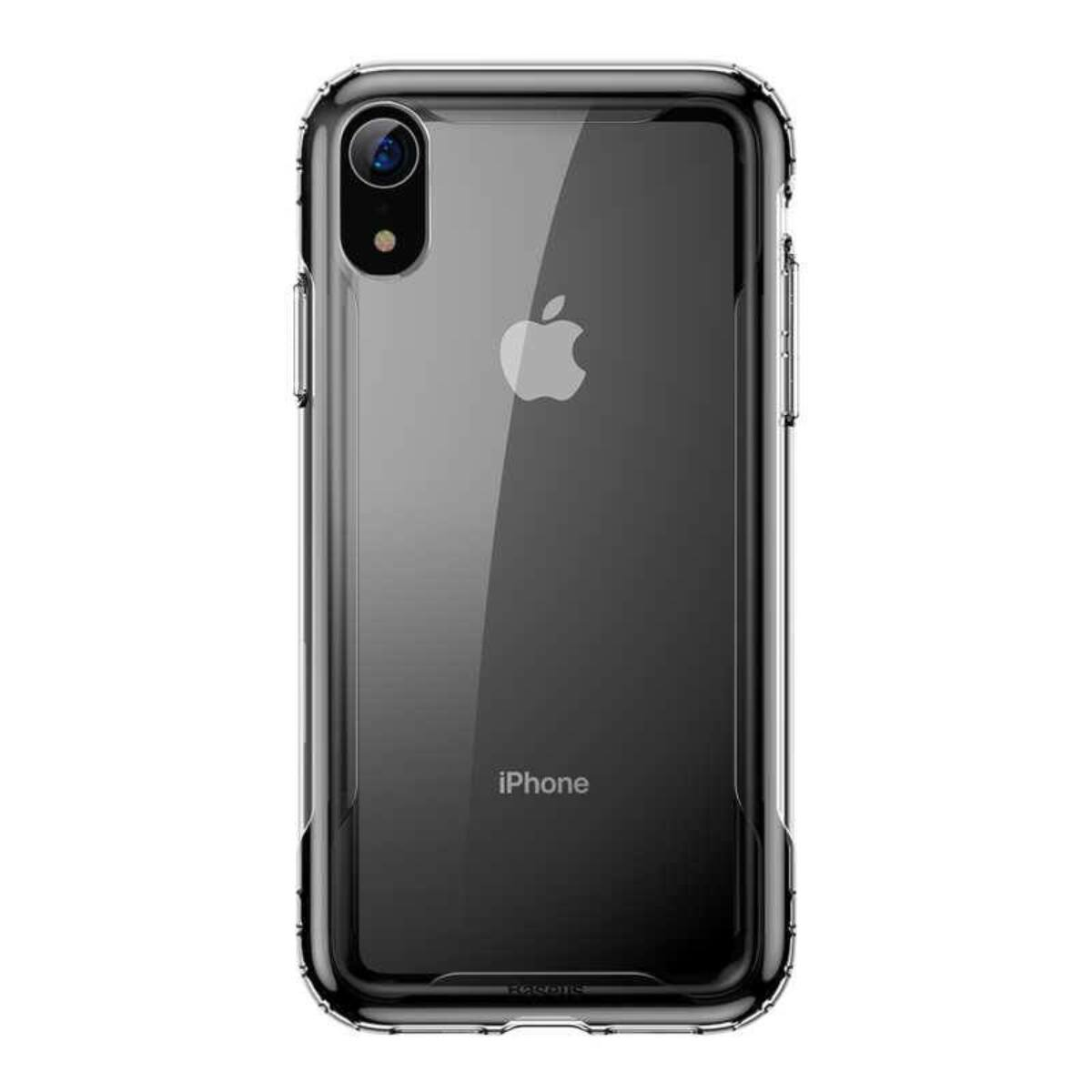 Baseus iPhone XR tok, Armor, fekete (WIAPIPH61-YJ01)