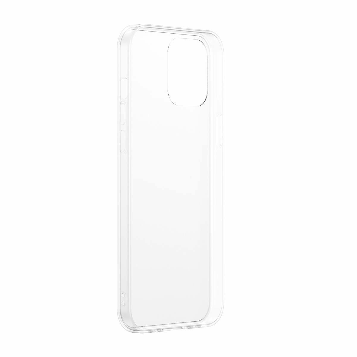 Baseus iPhone 12/12 Pro tok, Frosted Glass, fehér (WIAPIPH61P-WS02)