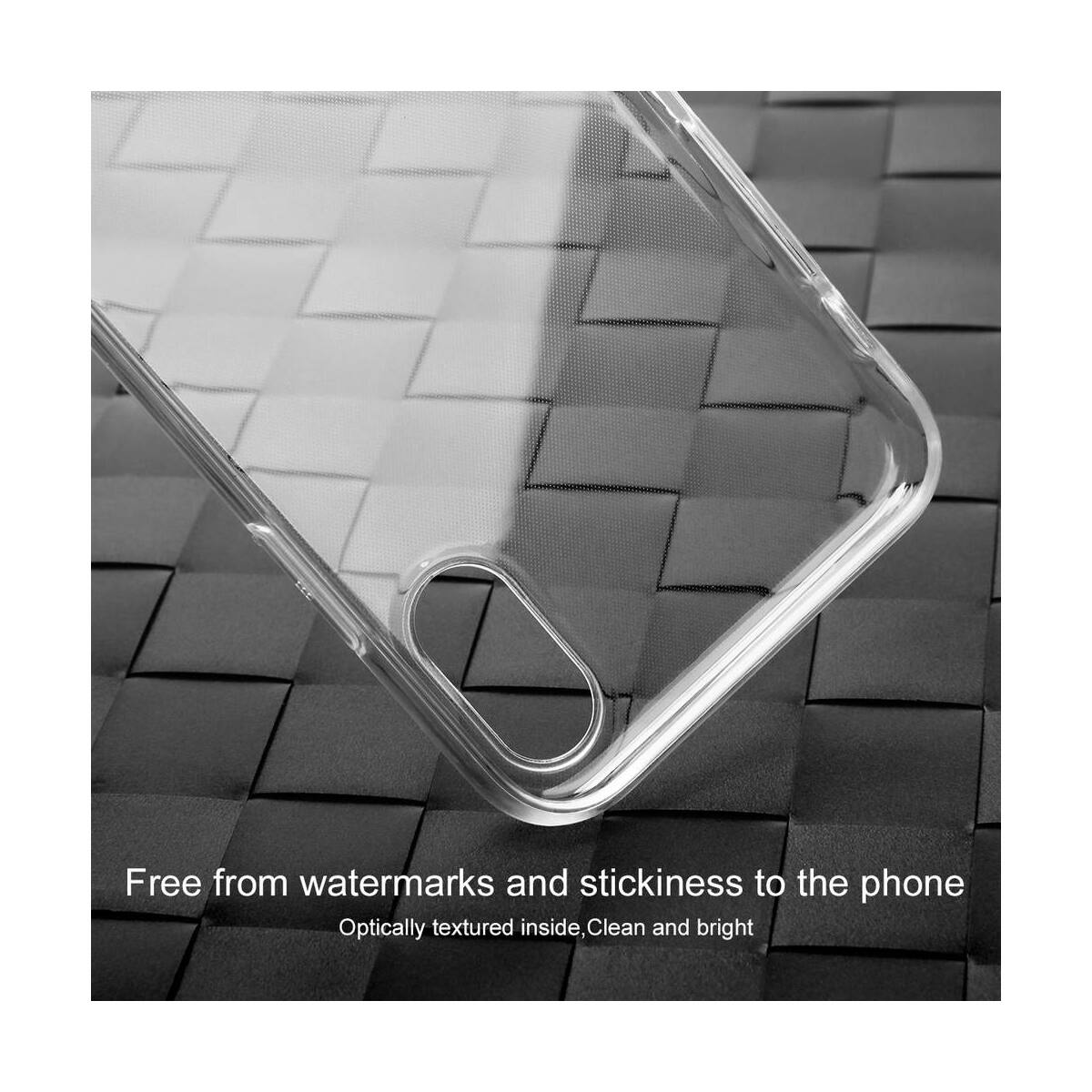 Baseus iPhone XS Max tok, Half to Half, piros (WIAPIPH65-RY09)