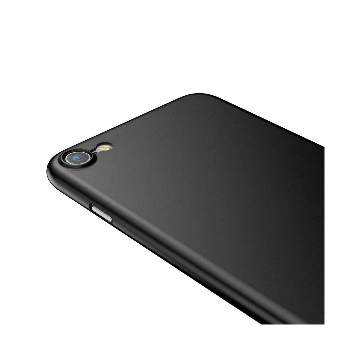 Baseus iPhone 8/7 tok, Wing, fekete (WIAPIPH7-E1A)