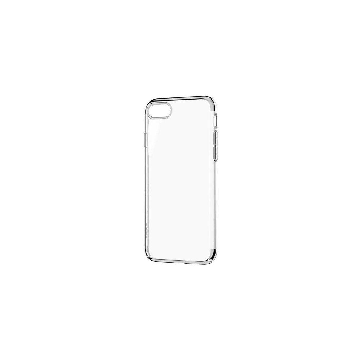 Baseus iPhone 8/7 Plus tok, Glitter, fekete (WIAPIPH7P-DW01)