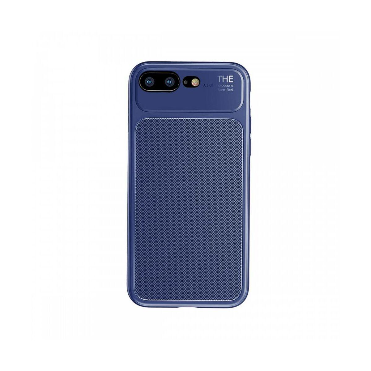 Baseus iPhone 8/7 Plus tok, Knight, kék (WIAPIPH8P-JU03)