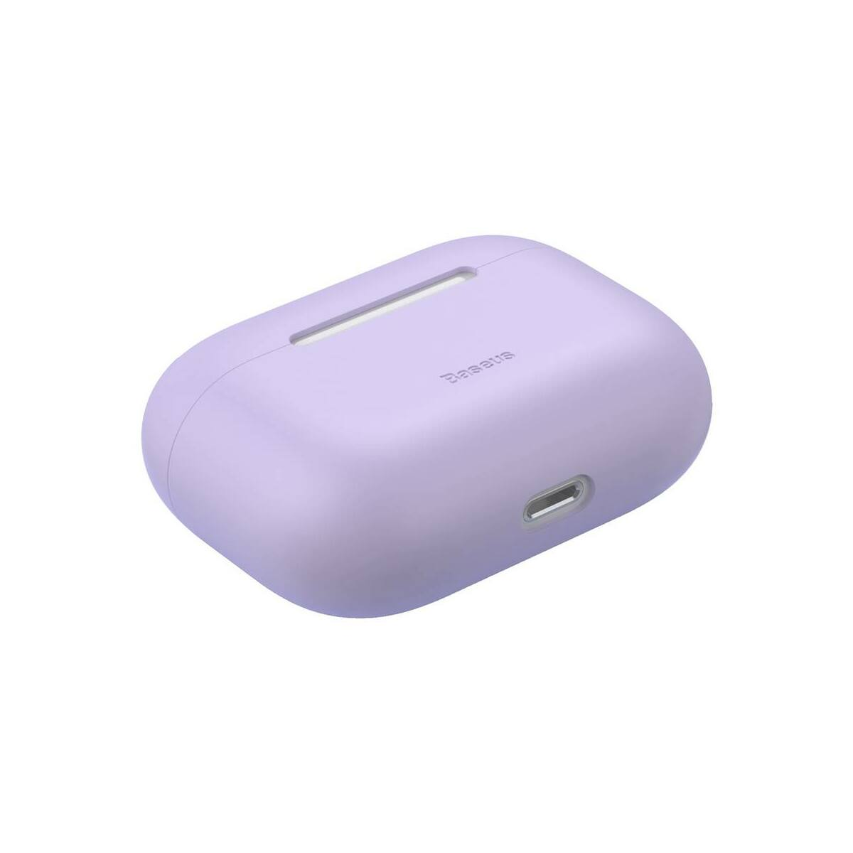 Baseus Airpods Pro tok, Super Thin szilikon, szuper vékony anyagból, lila (WIAPPOD-ABZ05)