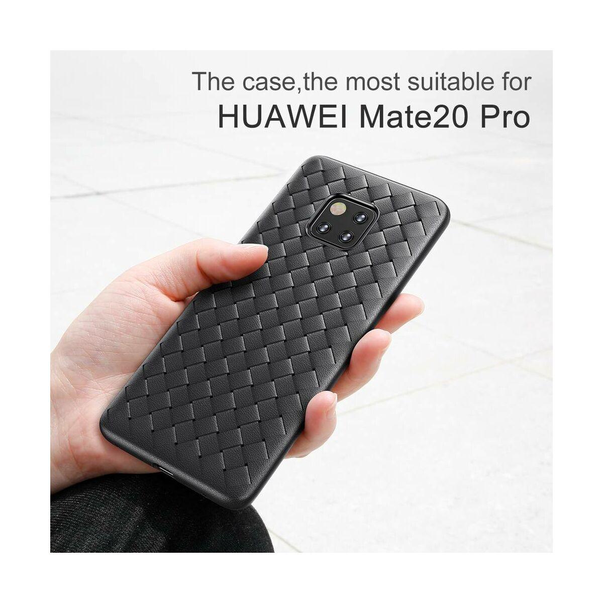 Baseus Huawei Mate 20 Pro tok, BV Weaving, kék (WIHWMATE20P-BV03)