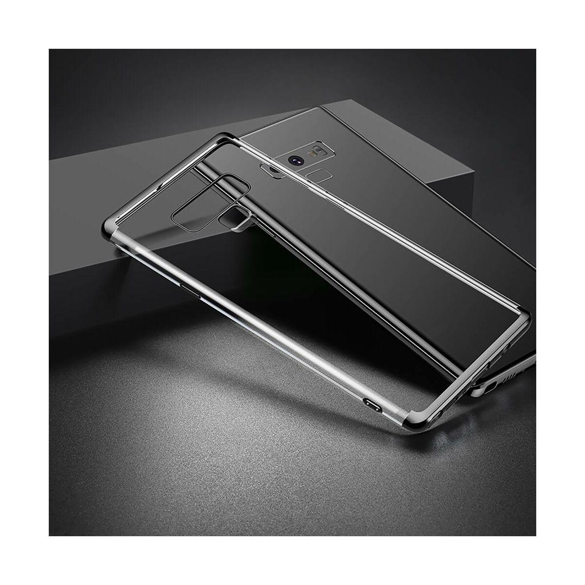 Baseus Samsung Note 9 tok, Shining, fekete (WISANOTE9-MD01)