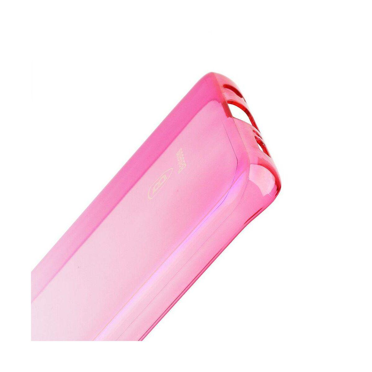 Baseus Samsung S9 tok, Glaze, rózsaszín (WISAS9-GC04)