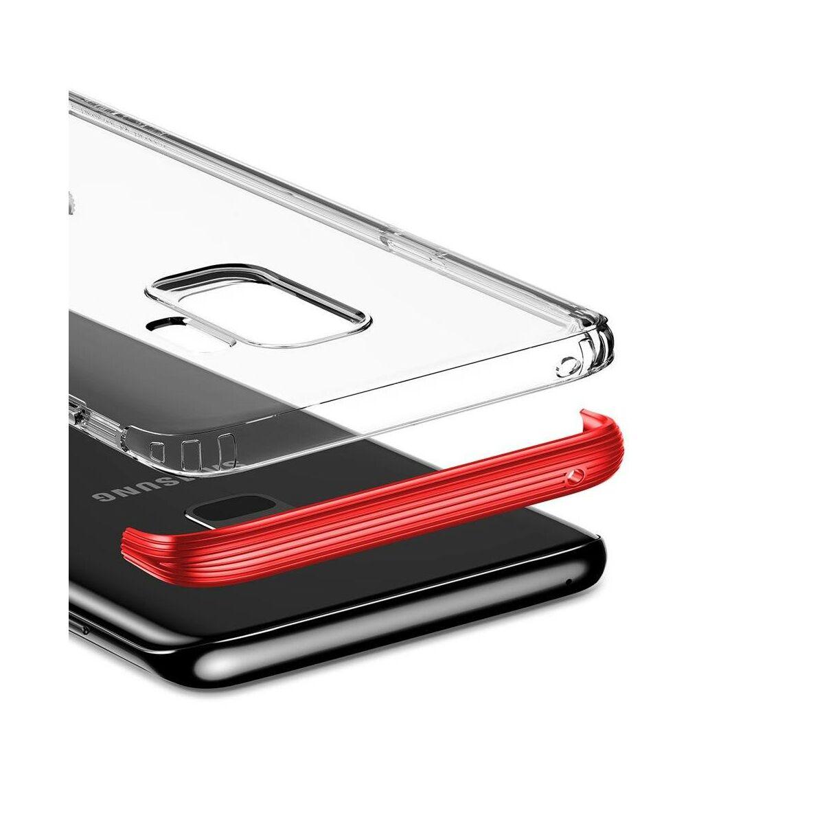 Baseus Samsung S9 Plus tok, Armor, piros (WISAS9P-YJ09)