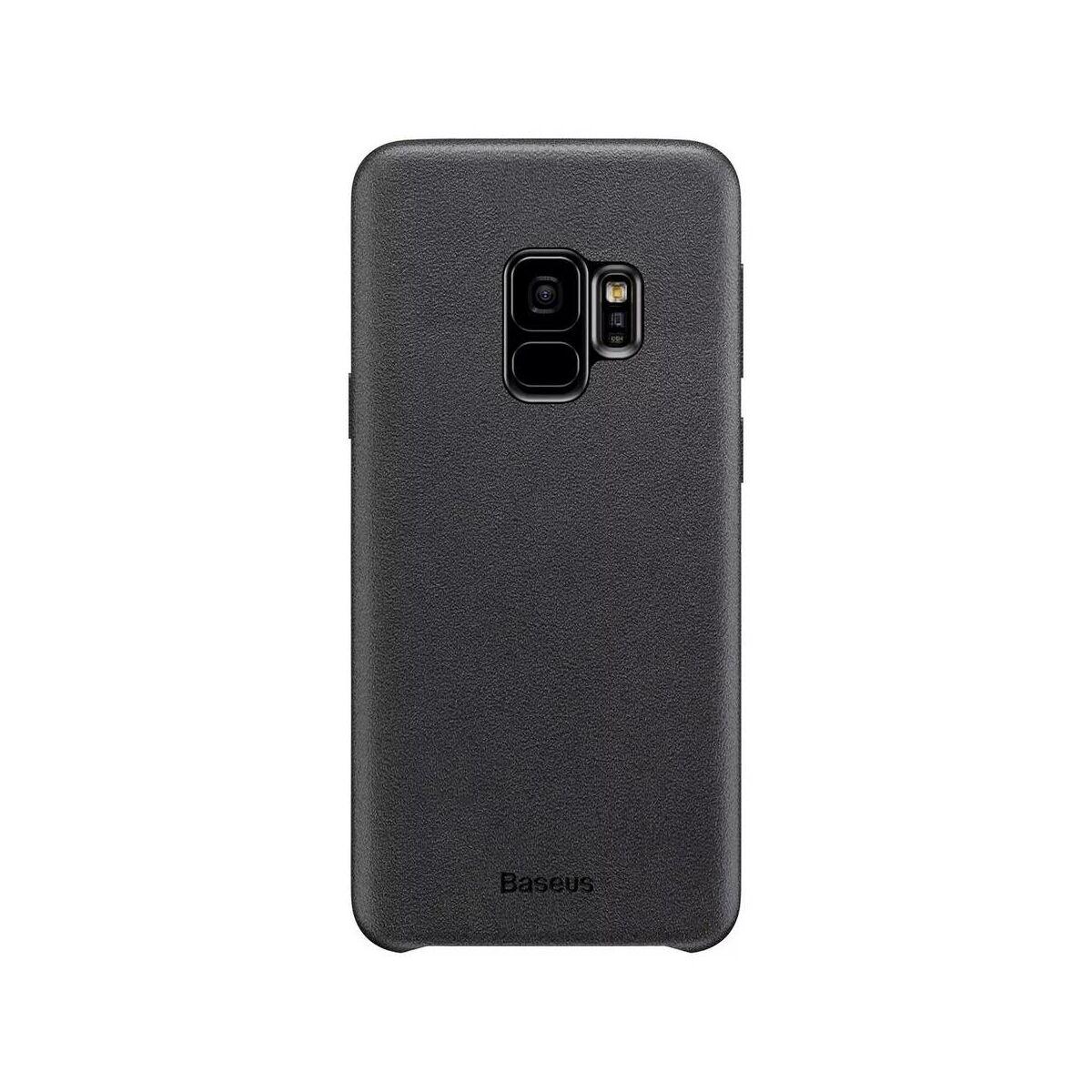 Baseus Samsung S9 Plus tok, Original, fekete (WISAS9P-YP01)