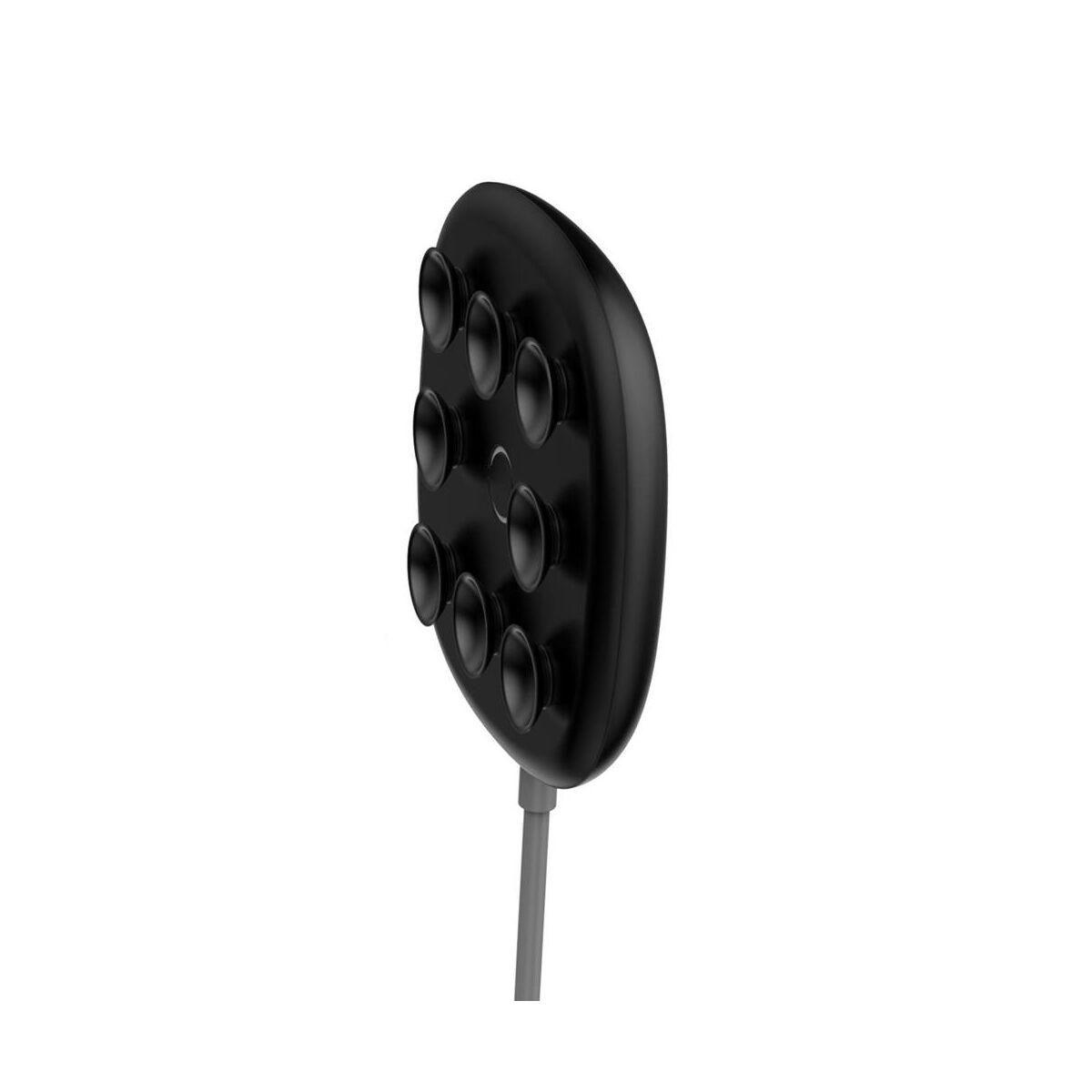 Baseus vezeték nélküli töltő, Cup 10W, fekete (WXXP-01)