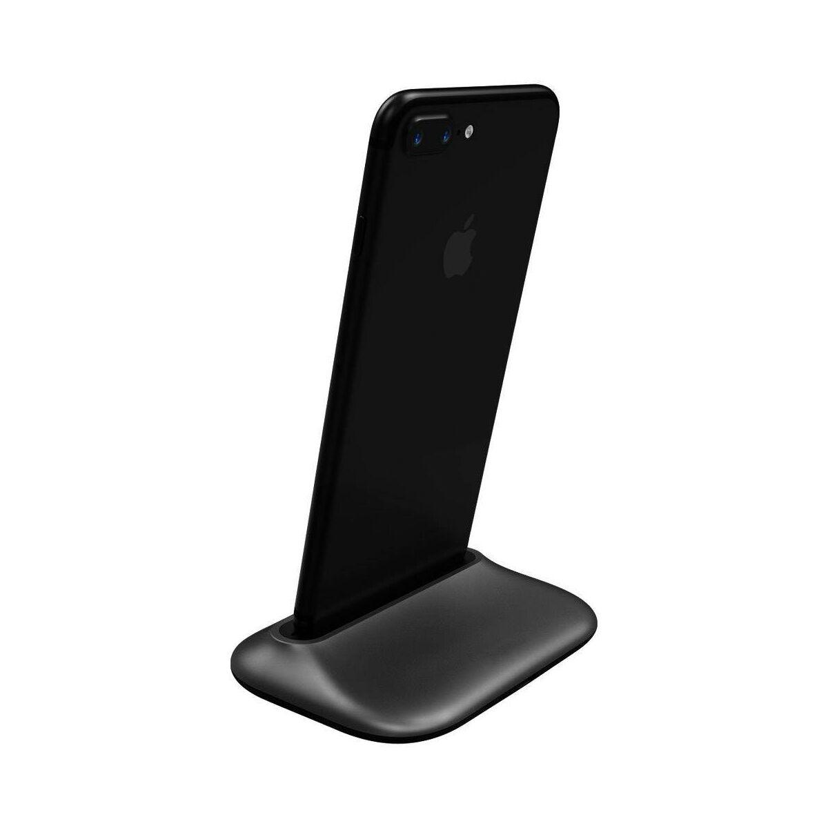 Baseus Little Volcano asztali dokkoló Lightning, USB kábel, 1m, fekete (ZCVL-01)