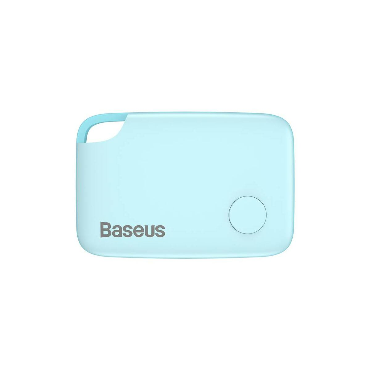 Baseus otthon, Intelligent T2 mini kötél forma, elveszett eszközök/kulcsok megtalálásához eszköz és detektor, kék (ZLFDQT2-03)