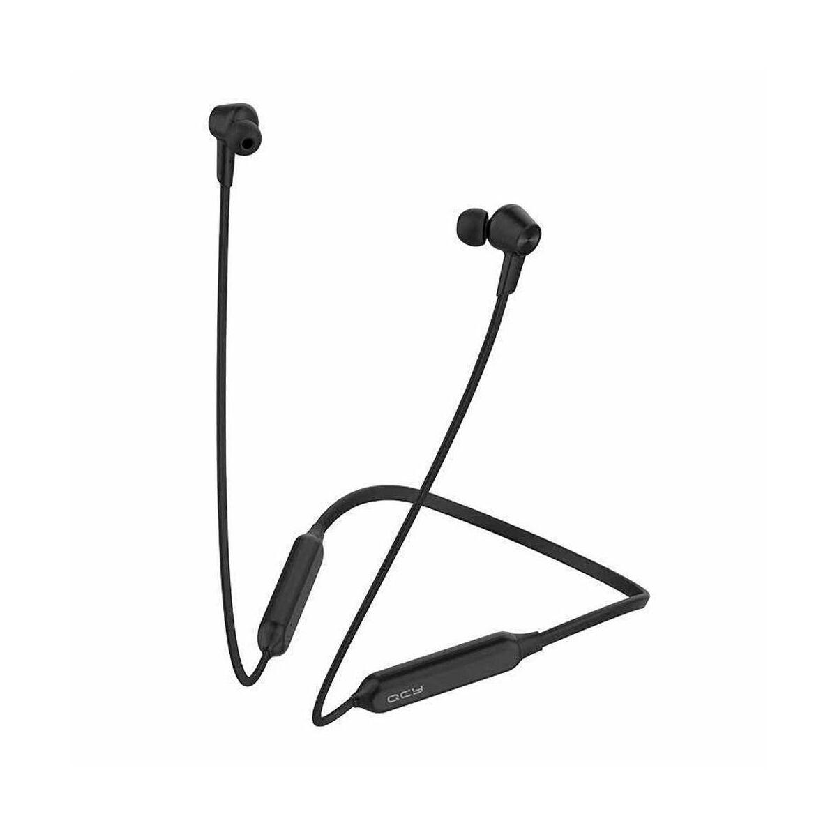 QCY-L2 (L2C) ANC Bluetooth Earphone, aktív zajszűrő, fülhallgató, fekete