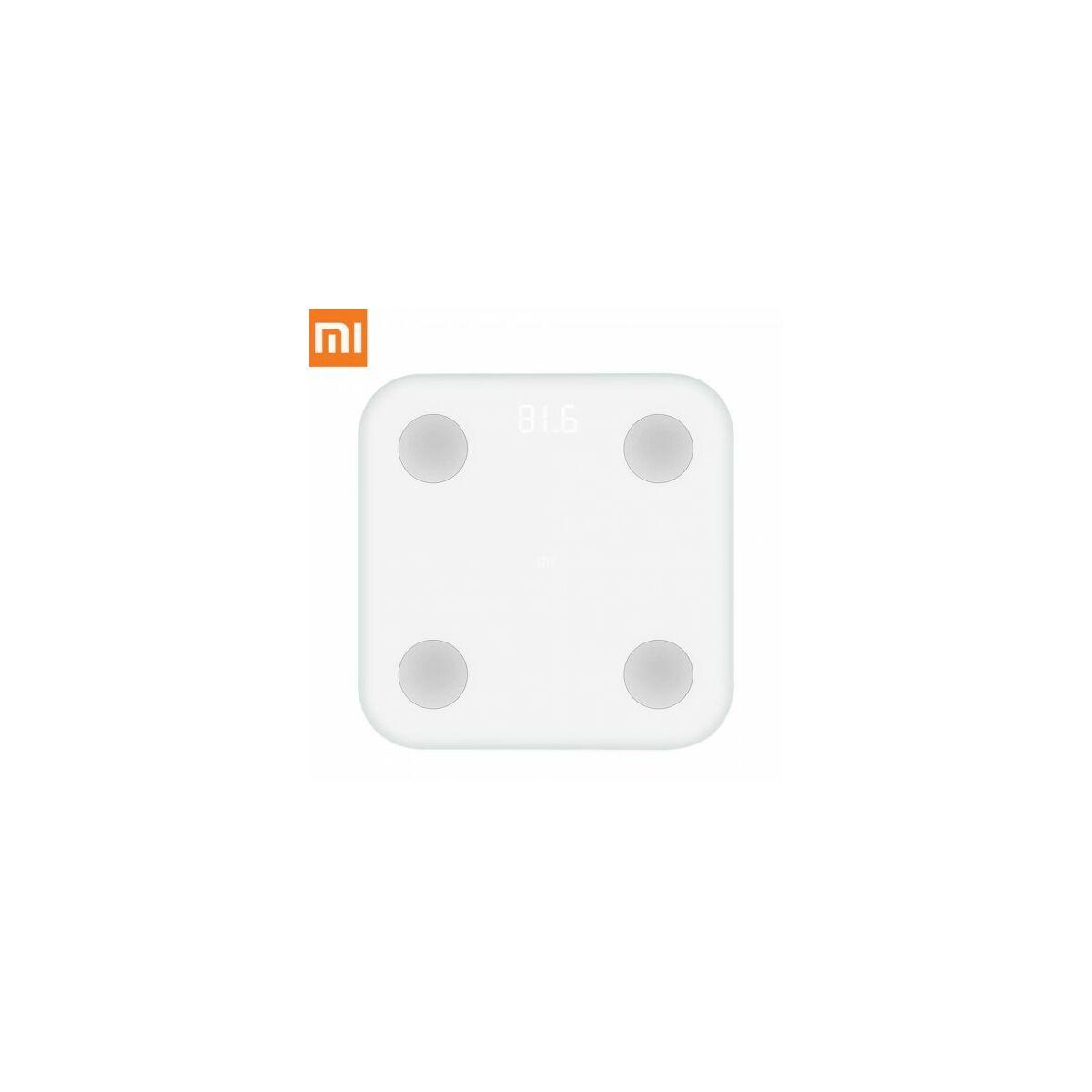 Xiaomi Mi Smart Scale 2, okosmérleg, fehér, EU, NUN4056GL
