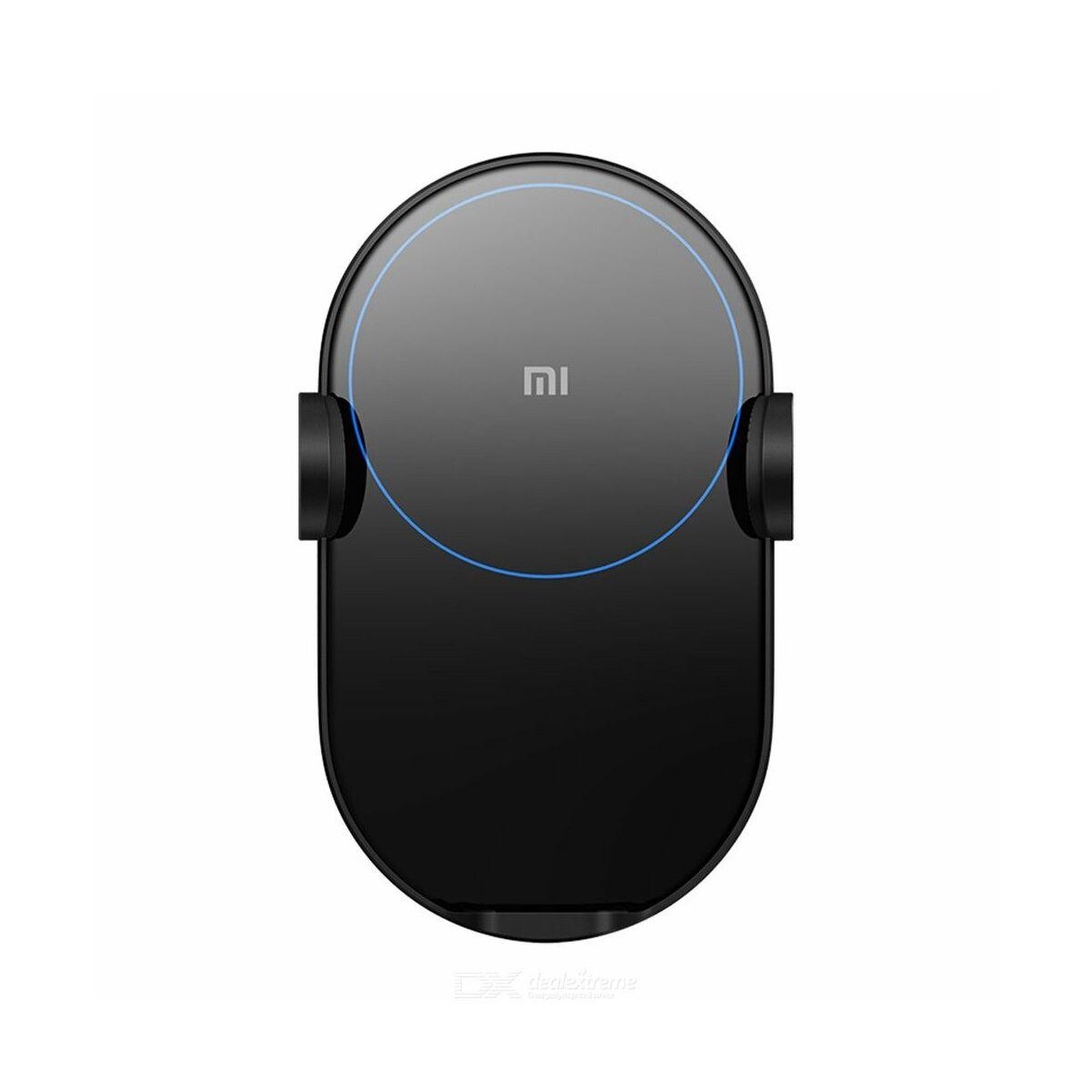 Xiaomi Mi 20W Wireless autós töltő, fekete, EU, GDS4127GL