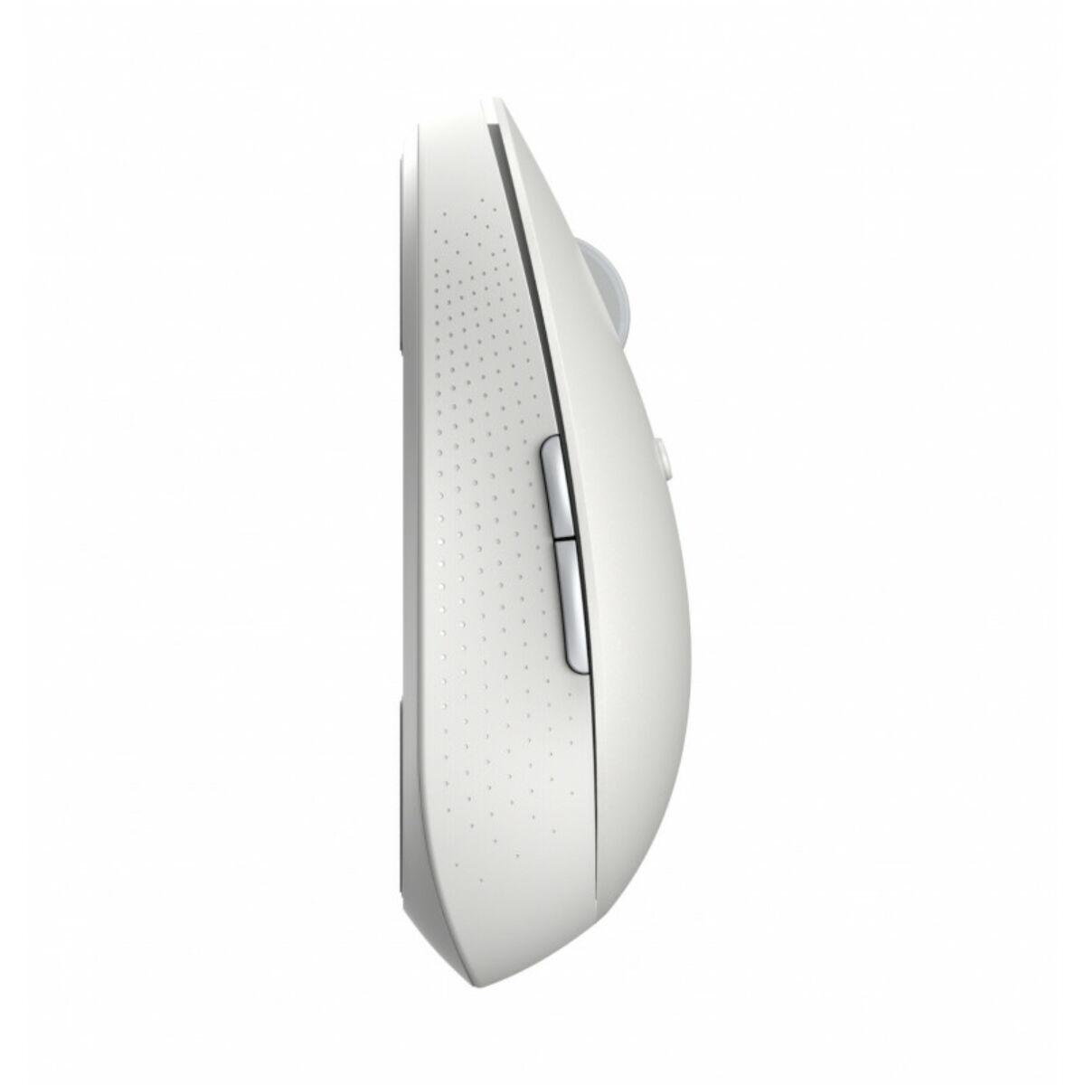 Xiaomi Mi Dual Mode vezeték nélküli egér Silent Edition fehér EU