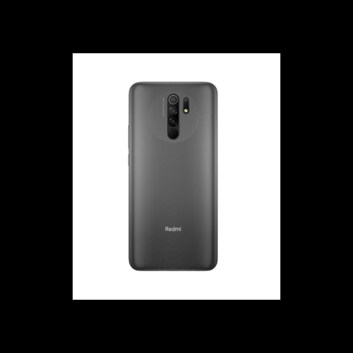 Xiaomi Redmi 9 Dual SIM 3GB RAM 32GB szürke EU