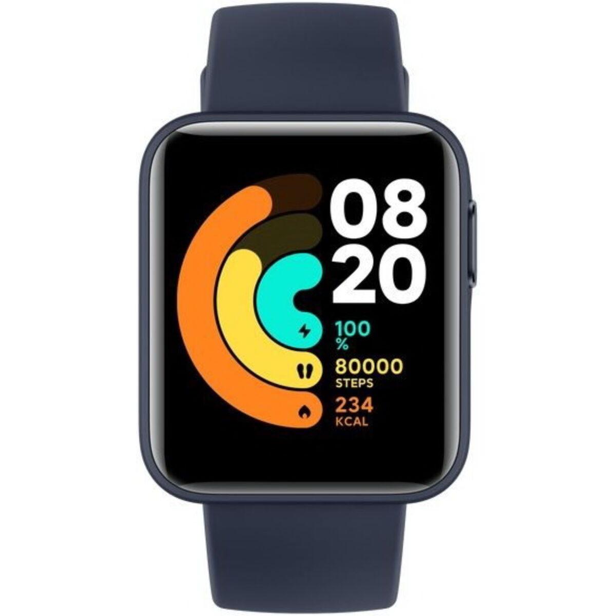 Xiaomi Mi Watch Lite okosóra, kék EU