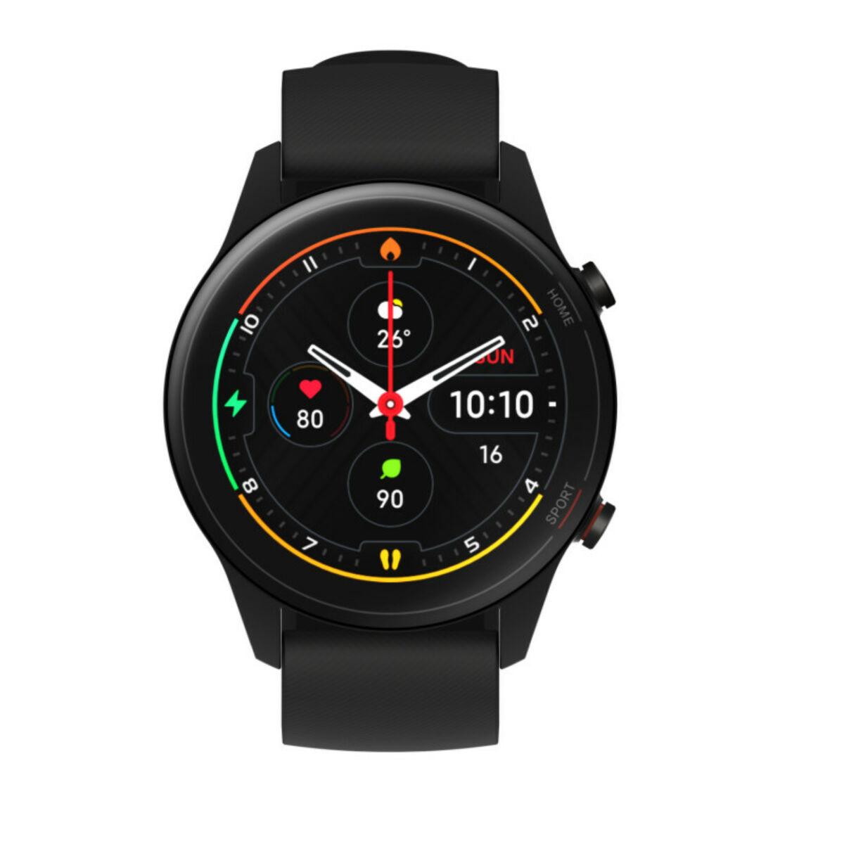 Xiaomi Mi Watch fekete EU