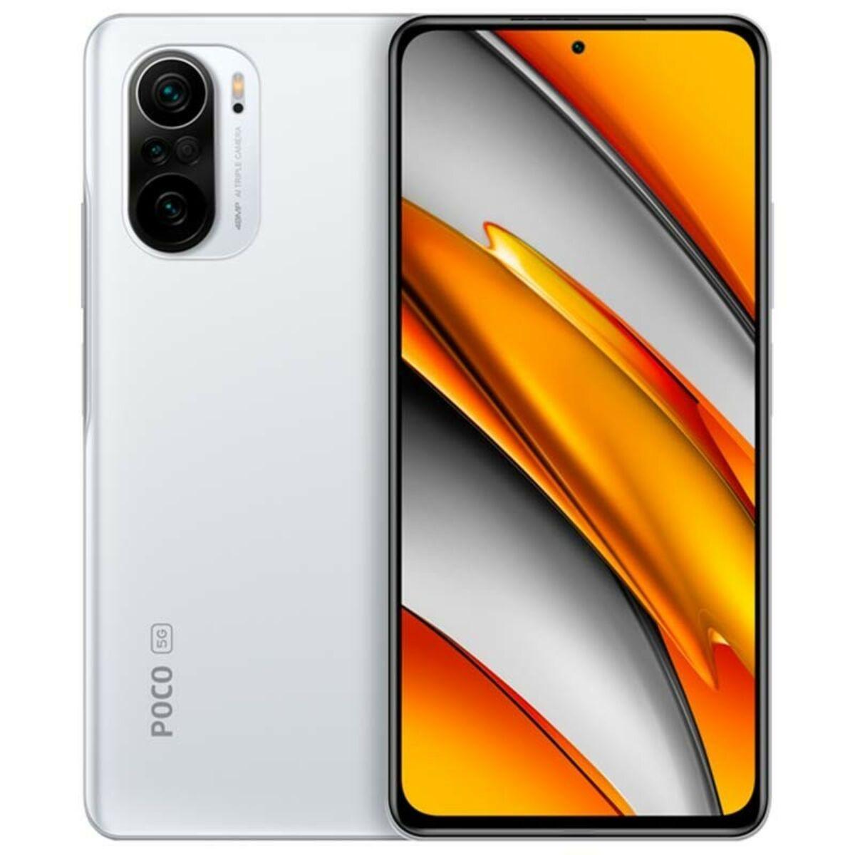 Xiaomi Poco F3 5G Dual SIM 6GB RAM 128GB fehér EU