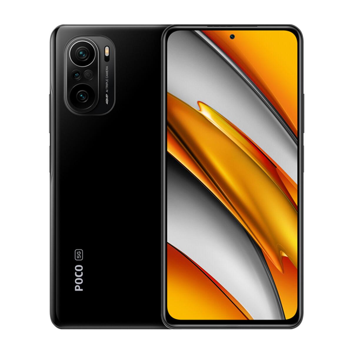 Xiaomi Poco F3 5G Dual SIM 6GB RAM 128GB fekete EU
