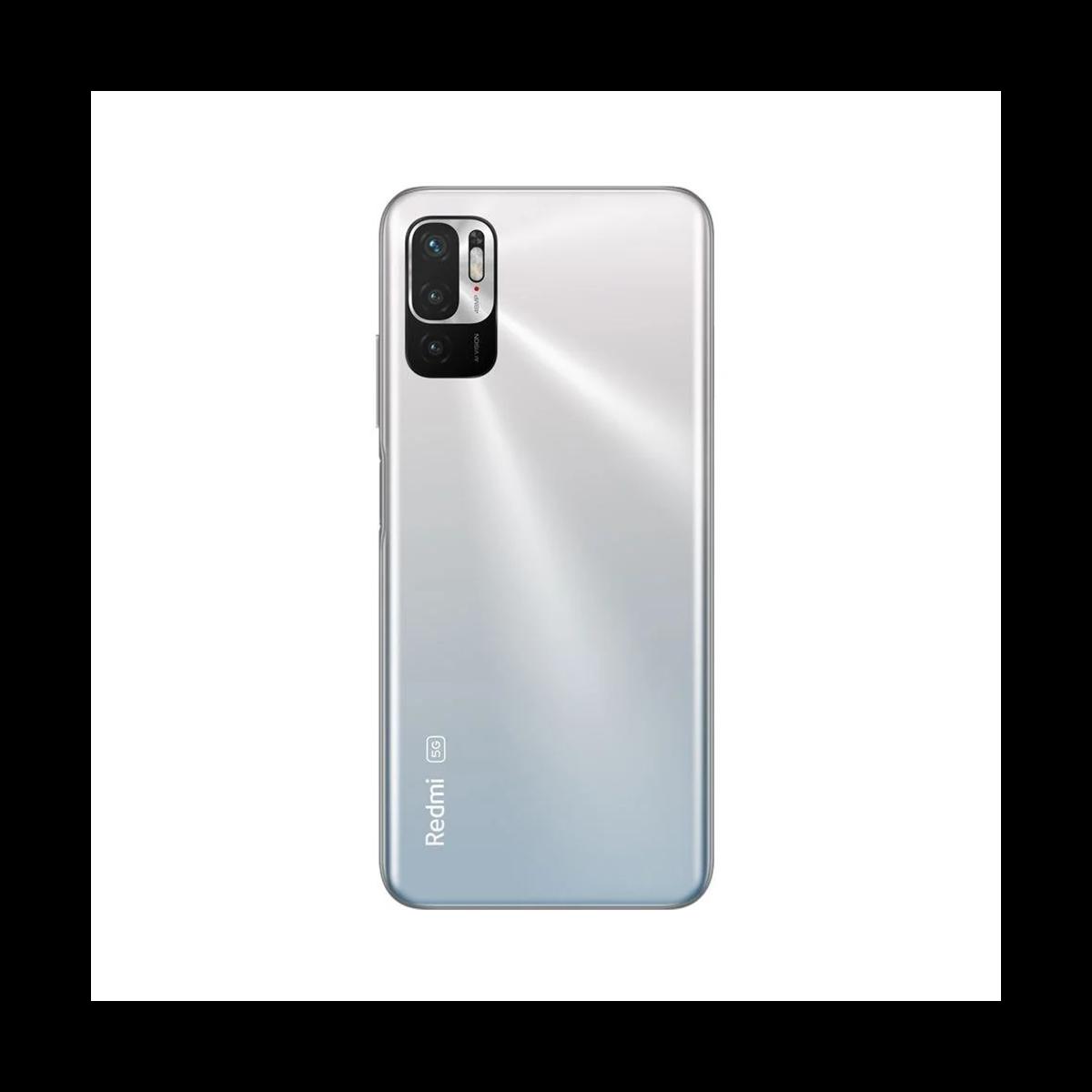 Xiaomi Redmi Note 10 5G Dual SIM 4GB RAM 64GB ezüst EU