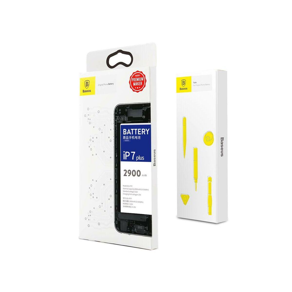 Baseus eredeti kapacitású akkumulátor iPhone 7 Plus-hoz, 2900 mAh (ACCB-AIP7P)
