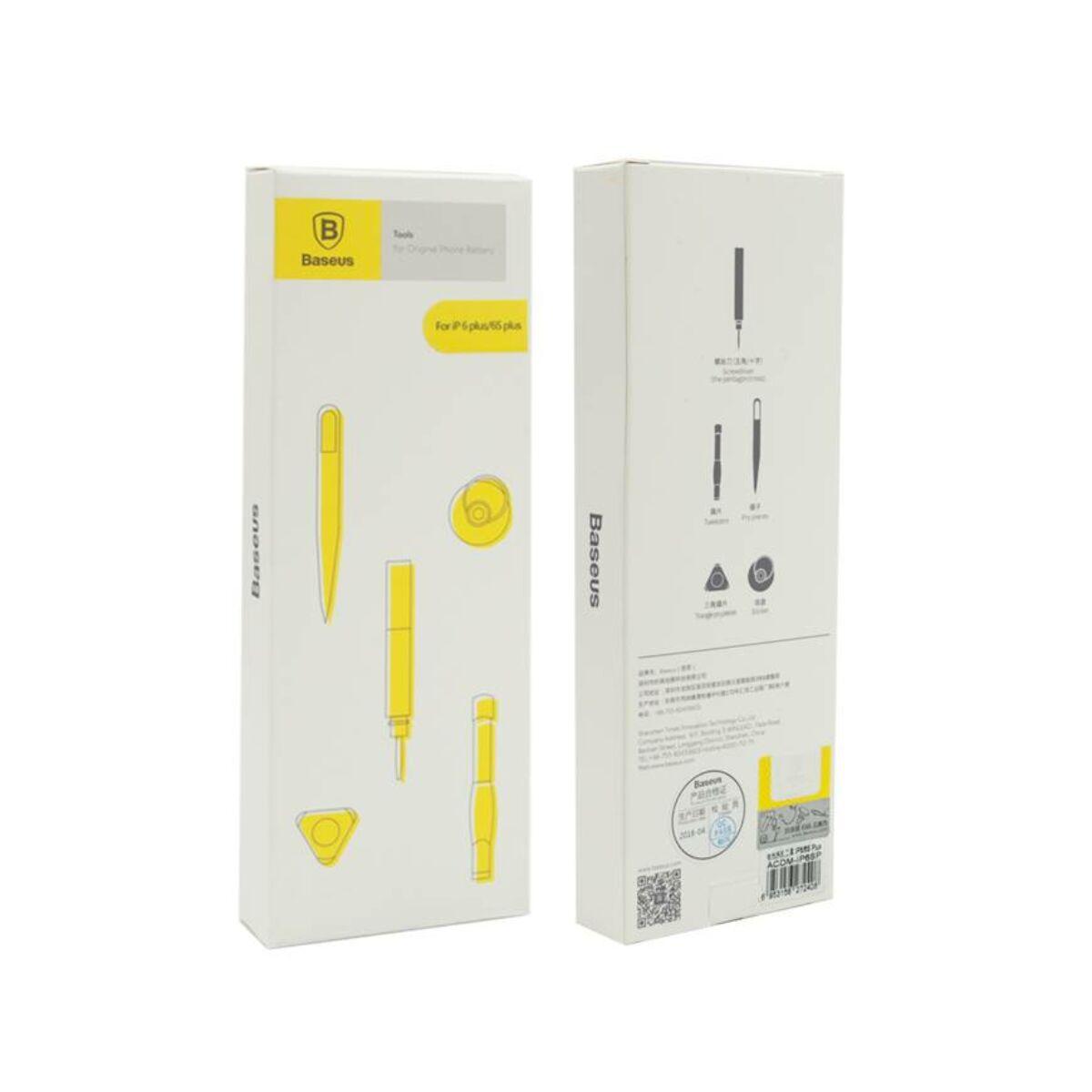 Baseus akkumulátor eltávolító szett iPhone 6s/6s Plus-hoz (ACDM-IP6SP)
