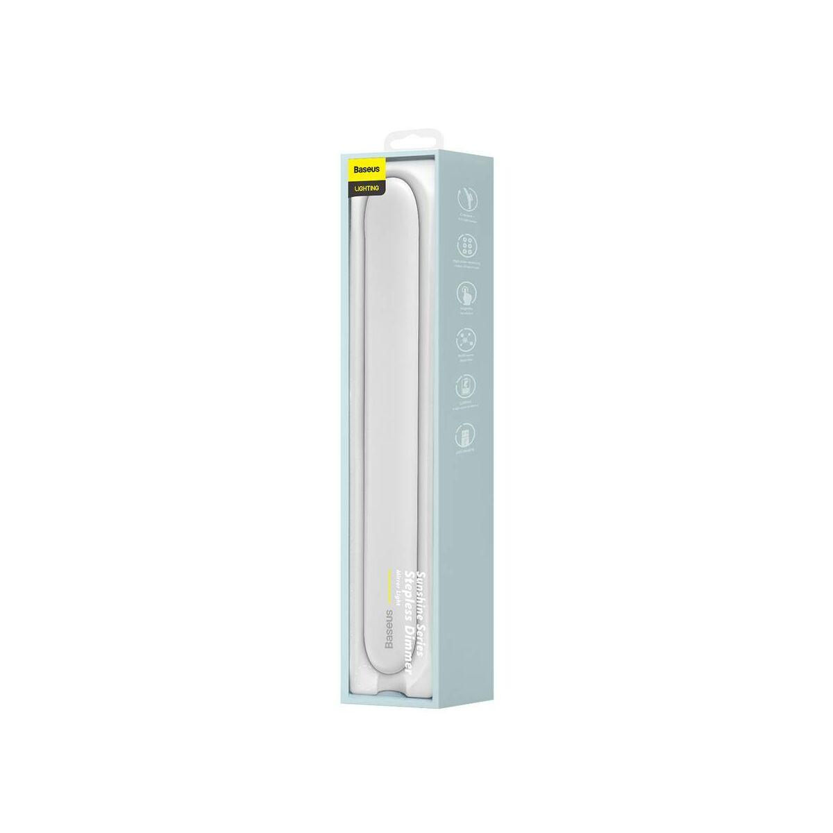 Baseus otthon, Sunshine series fokozat nélküli fényszabályozós tükör / gardrobe fény, természetes fehér (DGSUN-JA02)