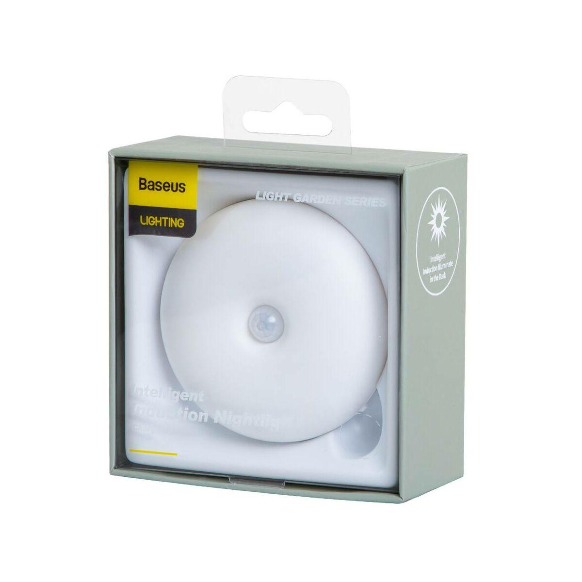Baseus otthon, Light garden Series Intelligens Indukciós éjszakai fény (tölthető), hideg fehér fény (DGYUA-LA02)