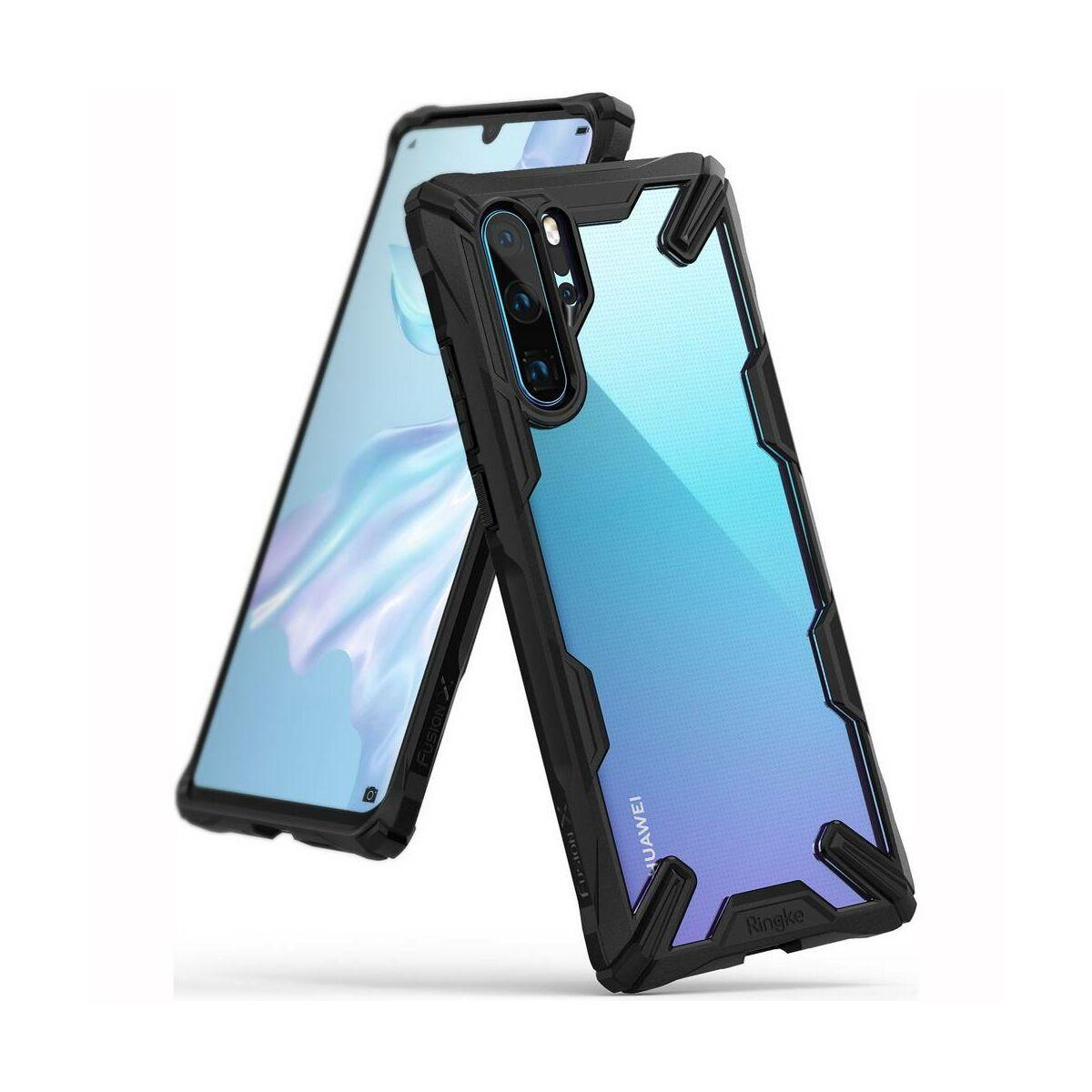Ringke Huawei P30 Pro tok, Fusion X, fekete