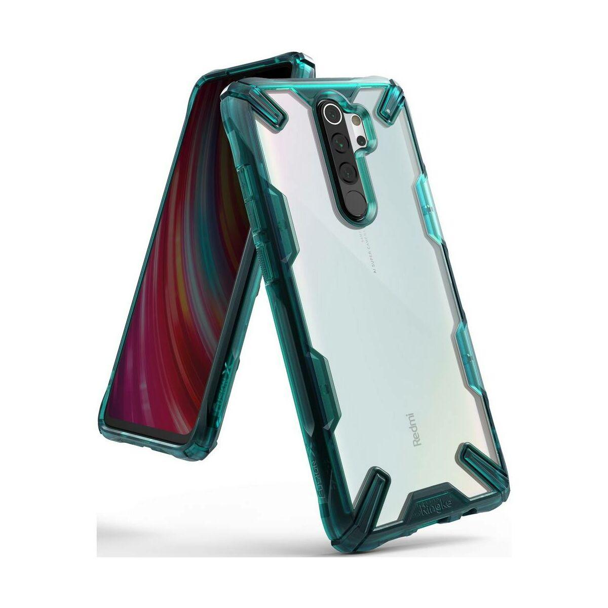 Ringke REDMI Note 8 Pro tok, Fusion X, zöld