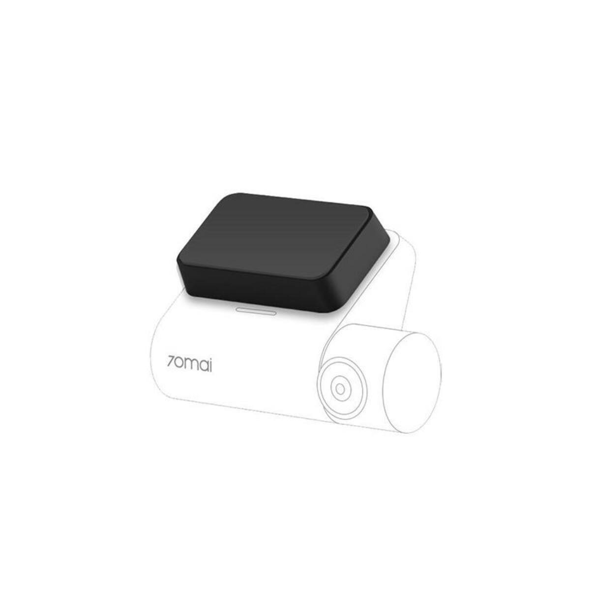 Xiaomi 70 Mai Dash Camera GPS Module Midrive D03 EU