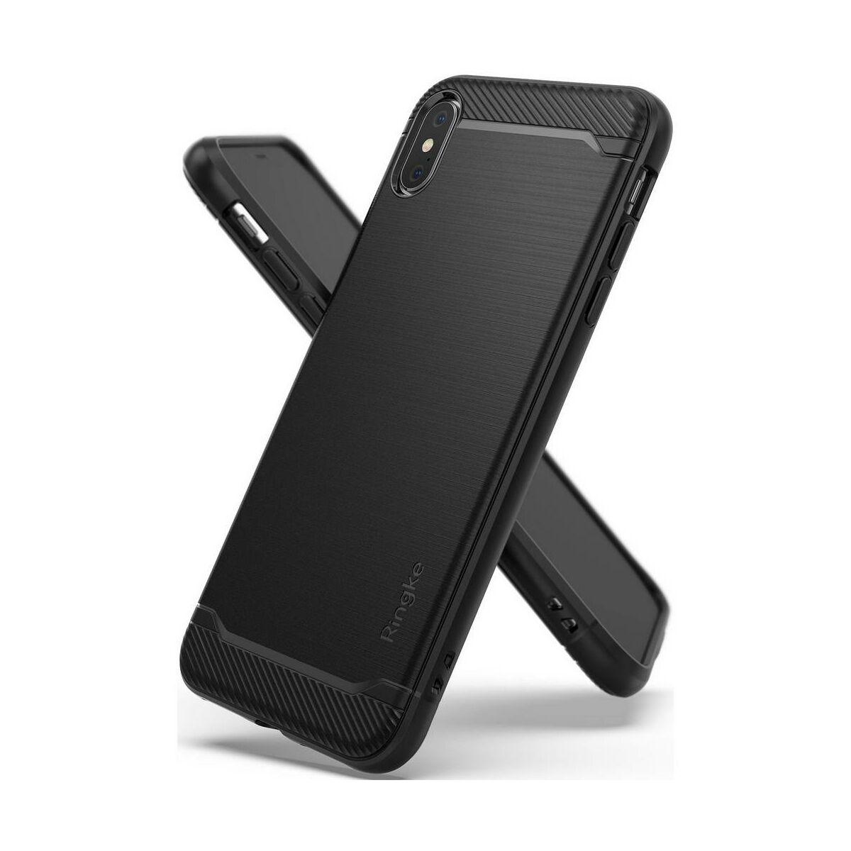 Ringke iPhone XS Max tok, Onyx, fekete