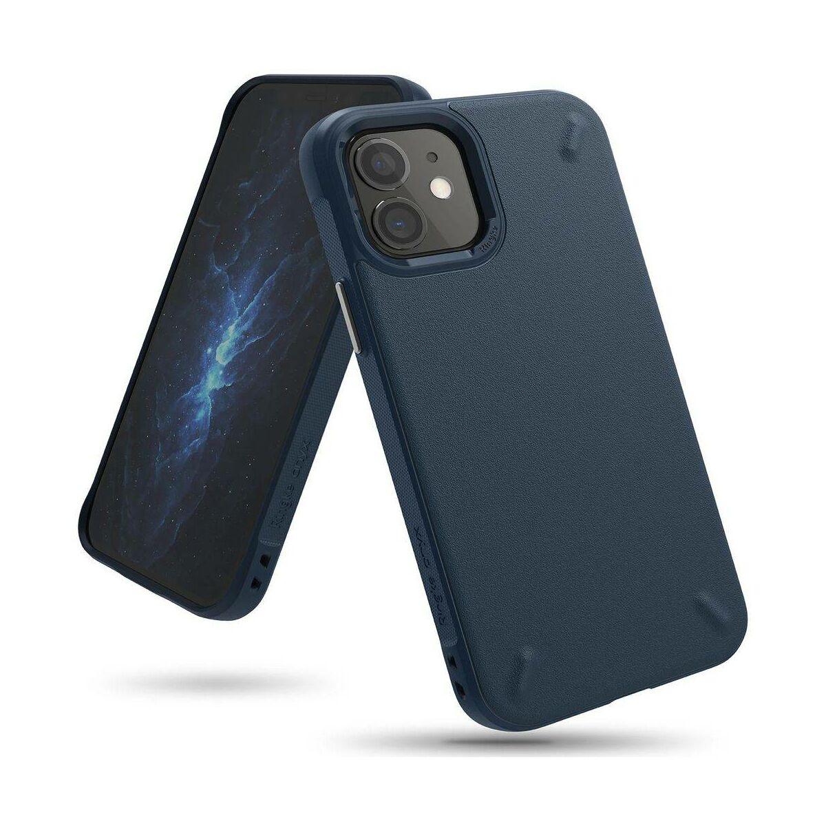Ringke iPhone 12 mini tok, Onyx, Sötétkék