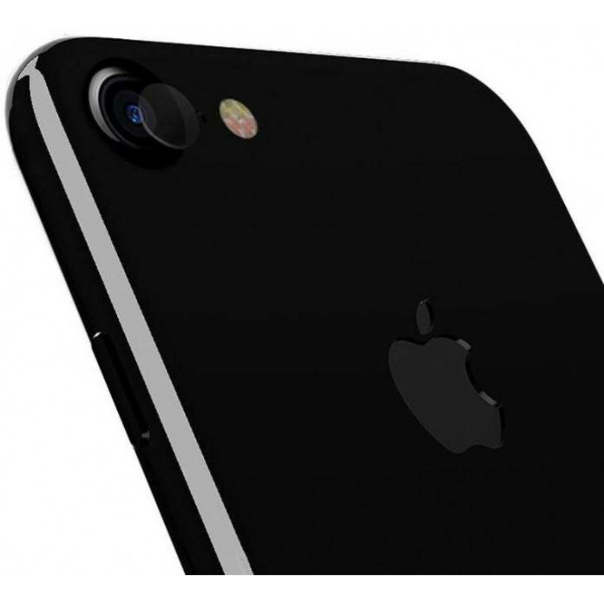 Baseus iPhone 7 kamera lencse üveg fólia 0.2 mm, átlátszó ...