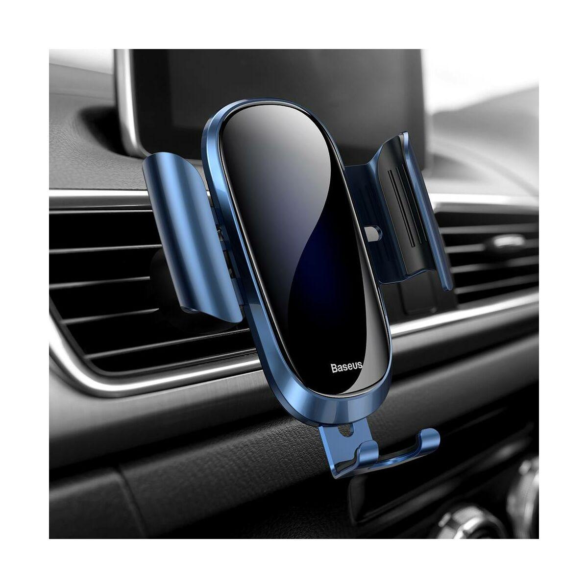 Baseus autós telefon tartó, Future, szellőzőrácsra, kék (SUYL-WL03)