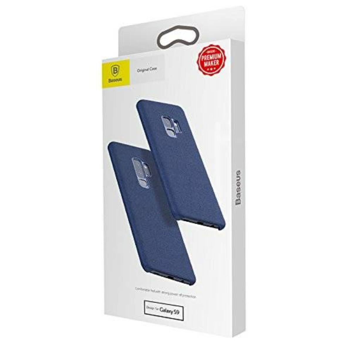 Baseus Samsung S9 tok, Original, kék (WISAS9-YP03)
