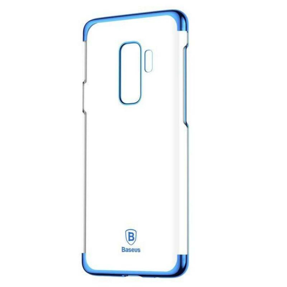 Baseus Samsung S9 Plus tok, Glitter, kék (WISAS9P-DW03)