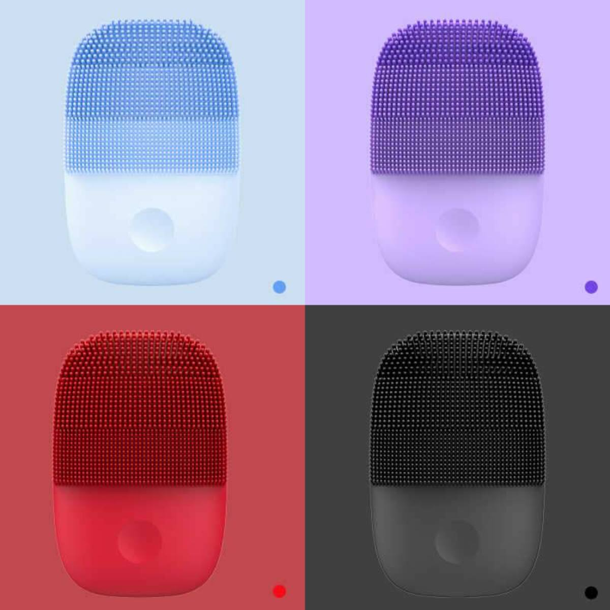 Xiaomi Inface Electric Sonic Facial Cleaner Upgrade Version, fekete