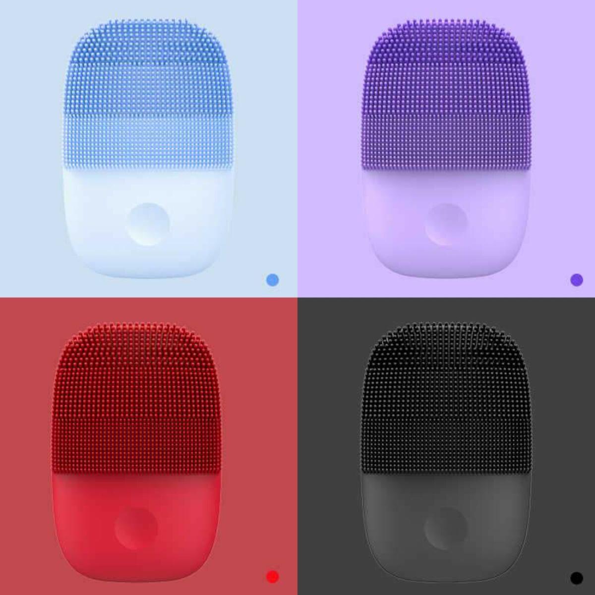 Xiaomi Inface Electric Sonic Facial Cleaner Upgrade Version, Elektronikus arctisztító ecset, fekete EU