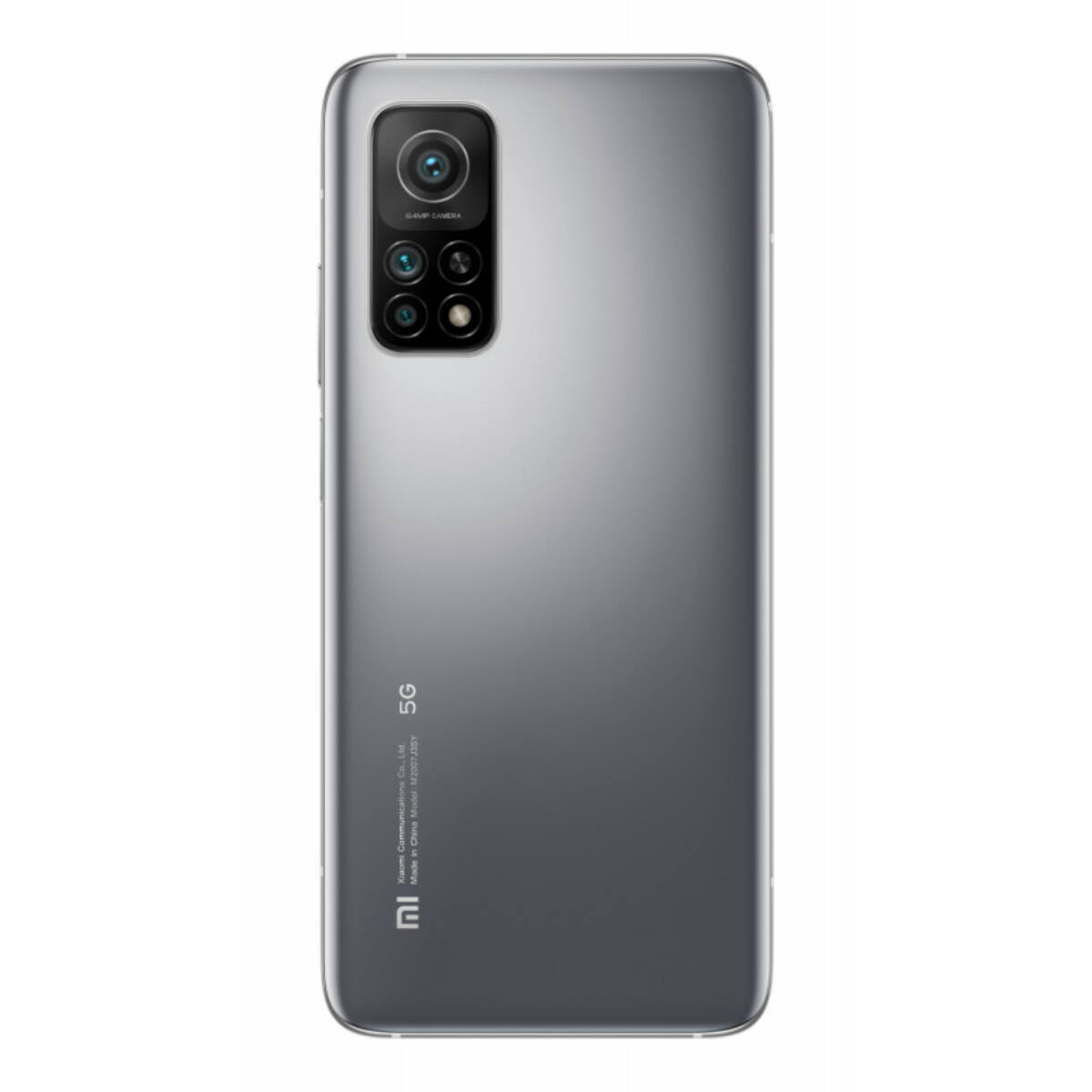 Xiaomi Mi 10T Dual SIM 8GB RAM 128GB mobiltelefon, ezüst  EU